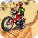 Download Crazy Bike Racing Stunt 3D 1.2 APK For Android