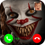 Download Fake Call With Pennywise And Videos Chat Clown2020 1.4 APK For Android