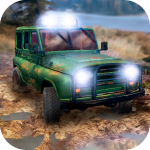 Download 🚗🏁UAZ 4×4: Dirt Offroad Rally Racing Simulator 1.3 APK For Android