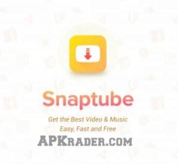SnapTube App Download