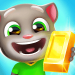 Talking Tom Gold Run (MOD, Unlimited Money)