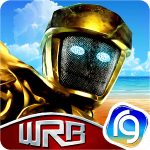 Real Steel World Robot Boxing (MOD, Coins / Money)