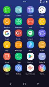 Galaxy S8 – Icon Pack 3