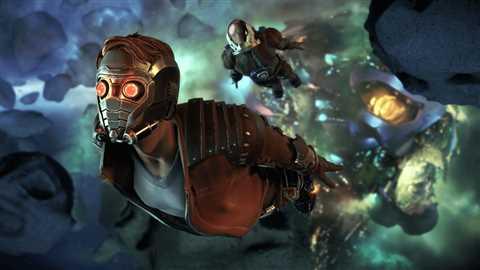Guardians of the Galaxy TTG 1