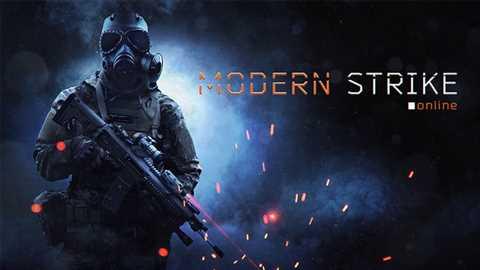 Modern Strike Online Mod 1