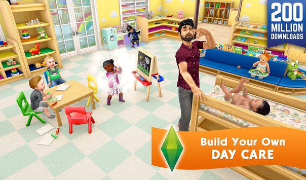 THE SIMS FreePlay MOD APK  v5 45 [Unlimited Money] Latest