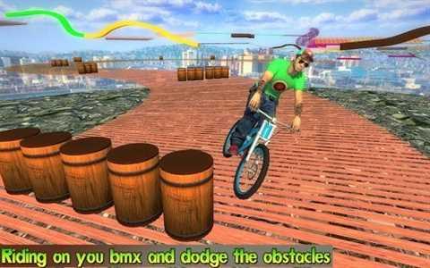 BMX Stunts Racer 2017 2