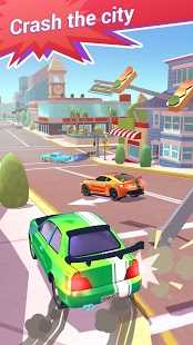 Crash Club Drive And Smash City Free Android