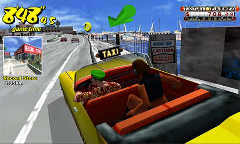Crazy Taxi Classic Fro Adroid