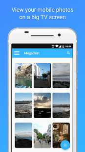 MegaCast – Chromecast player 1