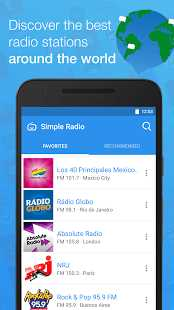 Simple Radio – Free Live FM AM 3