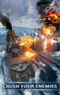 Battle warship naval empire latest mod apk   Download Battle