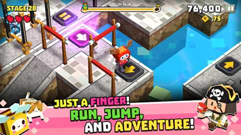 Cubie Adventure 2