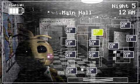 Five Nights at Freddy's 2 Demo 2