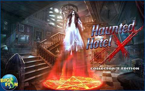 Haunted Hotel The X 3