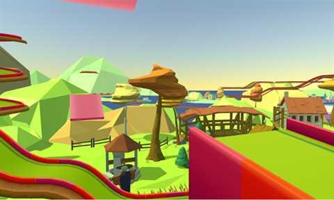 Mini Golf Paradise Sport World 3