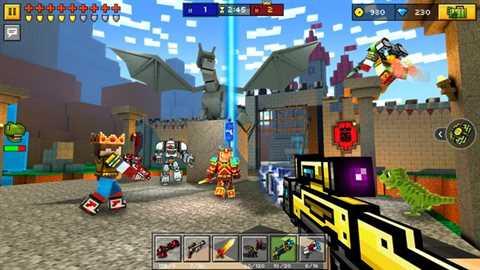 Pixel Gun 3D 1