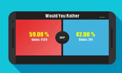 Would You Rather? The Game 2