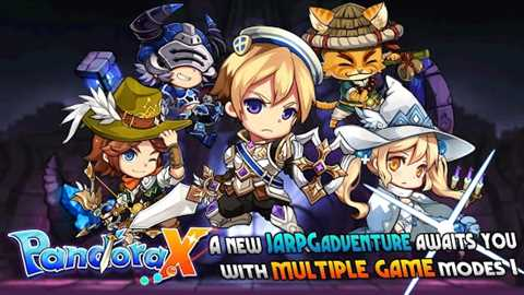 Pandora X – Cute style ARPG 1