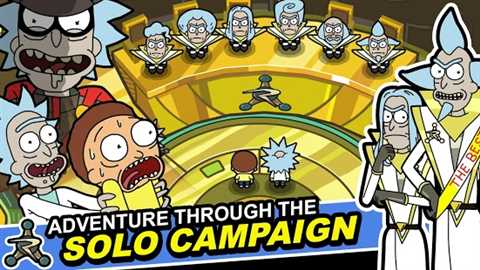 Pocket Mortys 3