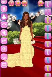 Red Carpet Dress Up Girls Game 2