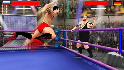 Stars Wrestling Revolution 2017: Real Punch Boxing 1
