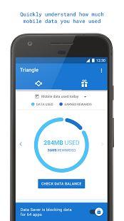 Triangle: More Mobile Data 1