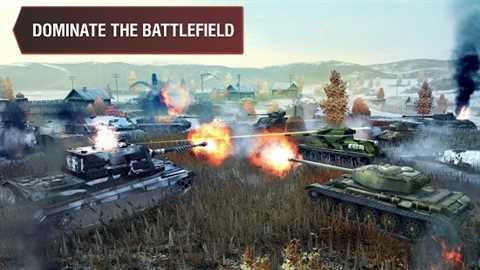 World of Tanks Blitz 3