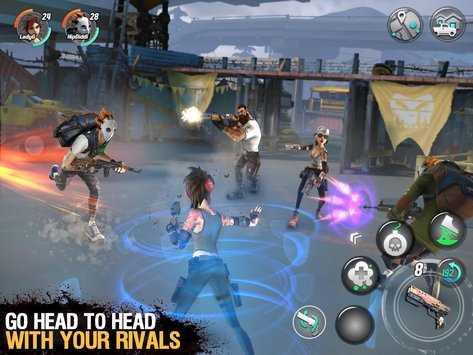 Dead Rivals – Zombie MMO 1