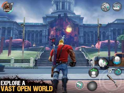 Dead Rivals – Zombie MMO 2