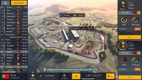 Motorsport Manager Mobile 2 1