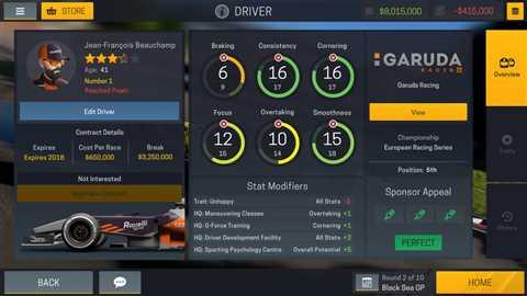 Motorsport Manager Mobile 2 2