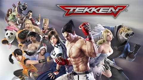 TEKKEN™ 2