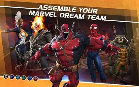 Marvel Contest of Champions MOD 3