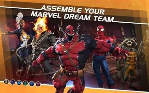 Marvel Contest of Champions MOD 3
