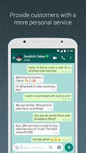 WhatsApp Business 2