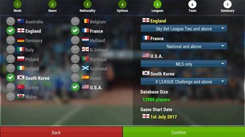 Football Manager Mobile 2018 1