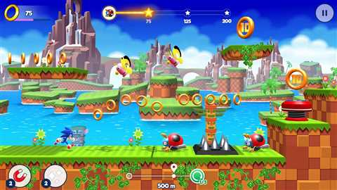 Sonic Runners Adventure 3