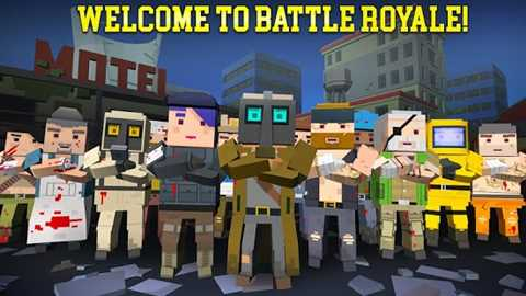 Grand Battle Royale 1