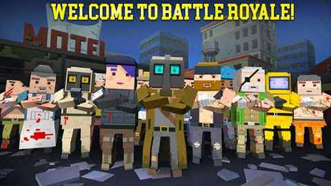 Grand Battle Royale 3