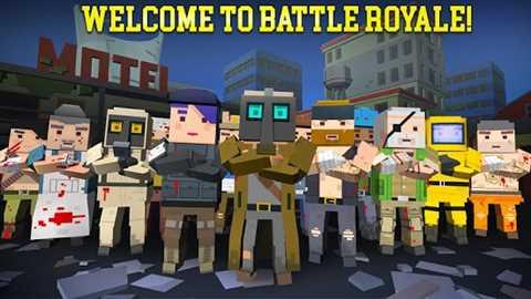 Grand Battle Royale 3