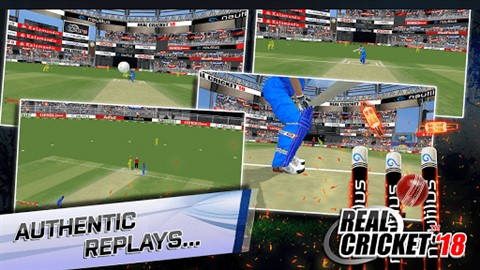 Real Cricket 18 image 1