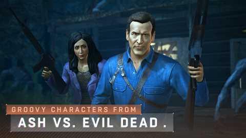 Deploy and Destroy: Ash vs ED image 1