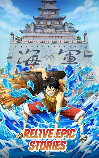 ONE PIECE TREASURE CRUISE MOD image 2