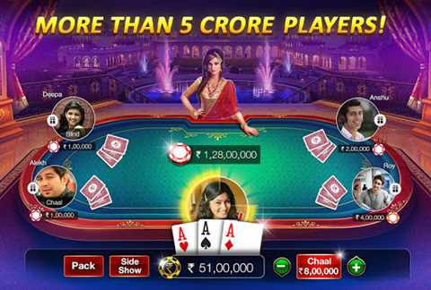 Teen Patti Gold MOD image 3