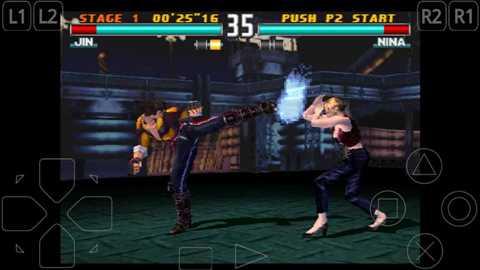 Tekken 3 for Android