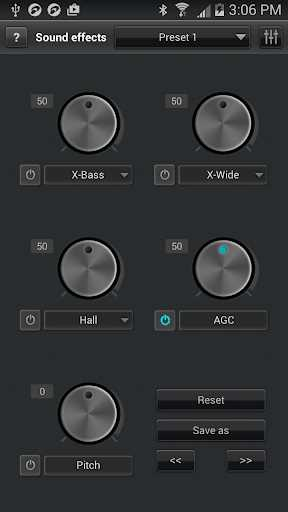 jetAudio HD APK image 3