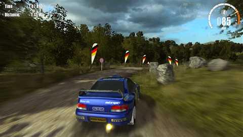 Rush Rally 3 Mod