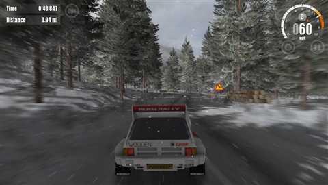 Rush Rally 3 APK