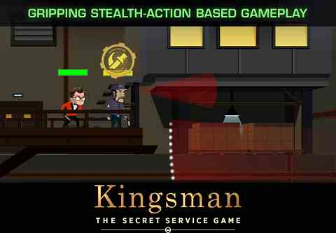Kingsman Features